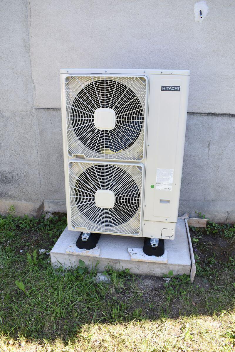 groupe exterieur pompe a chaleur soreze