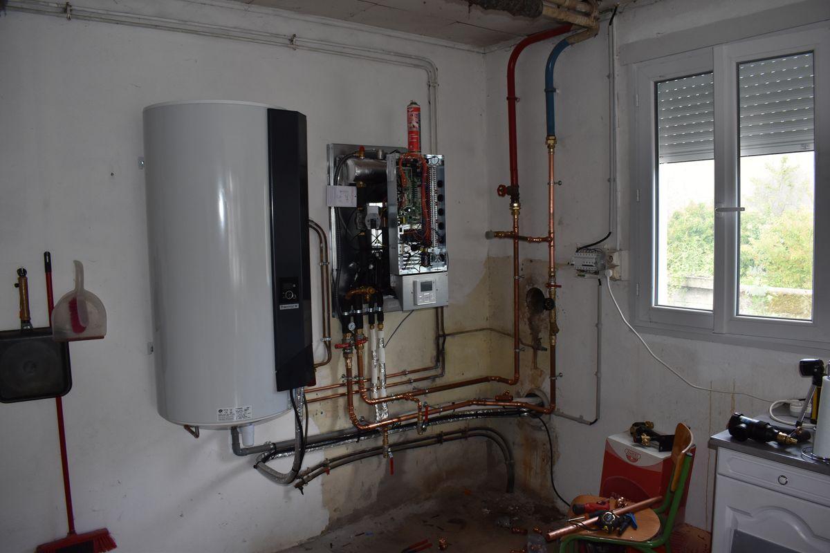 installation pompe a chaleur castelnaudary ballon eau chaude
