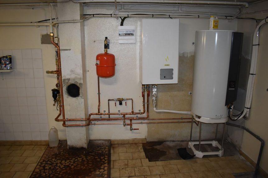 installation pompe a chaleur revel 31