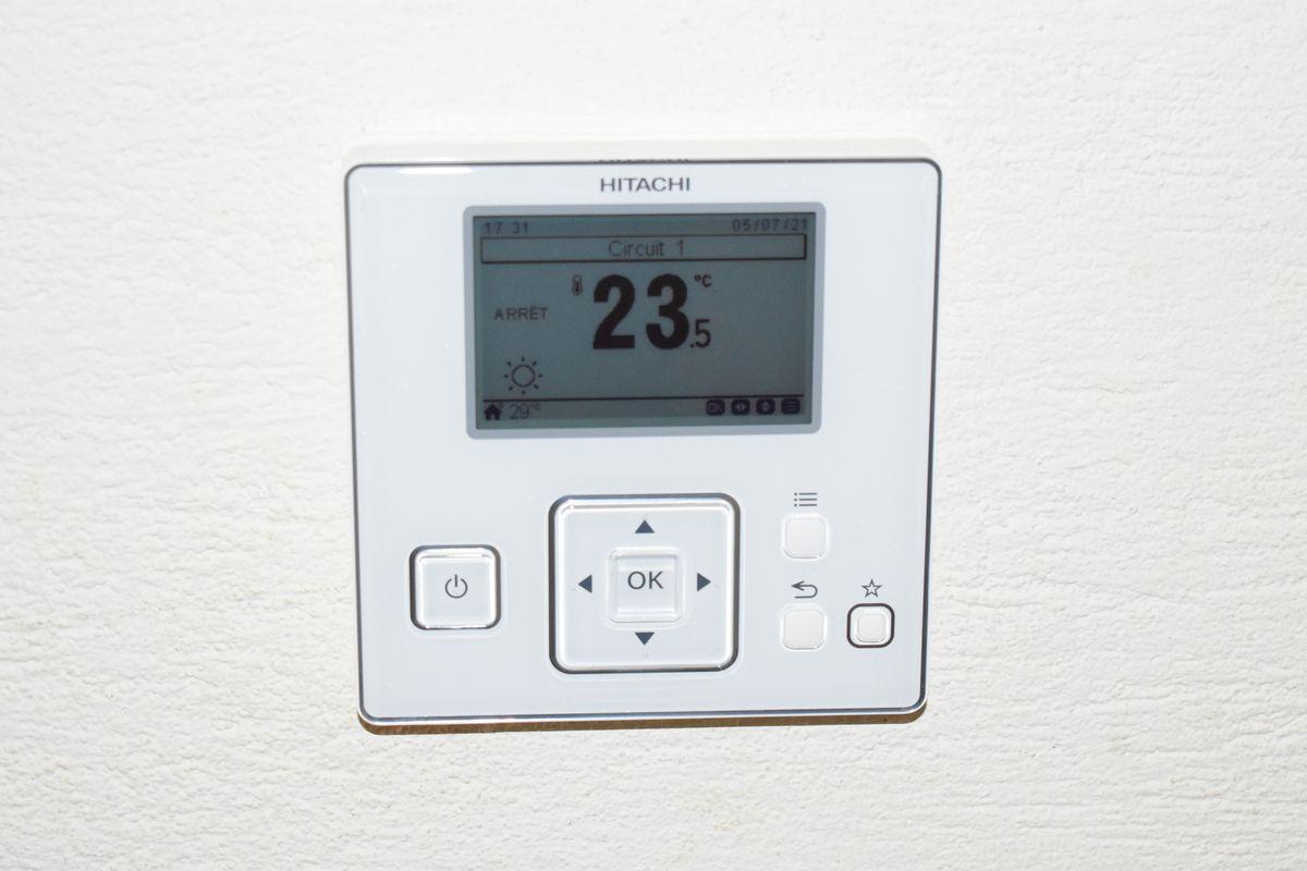 regulation pompe a chaleur soreze