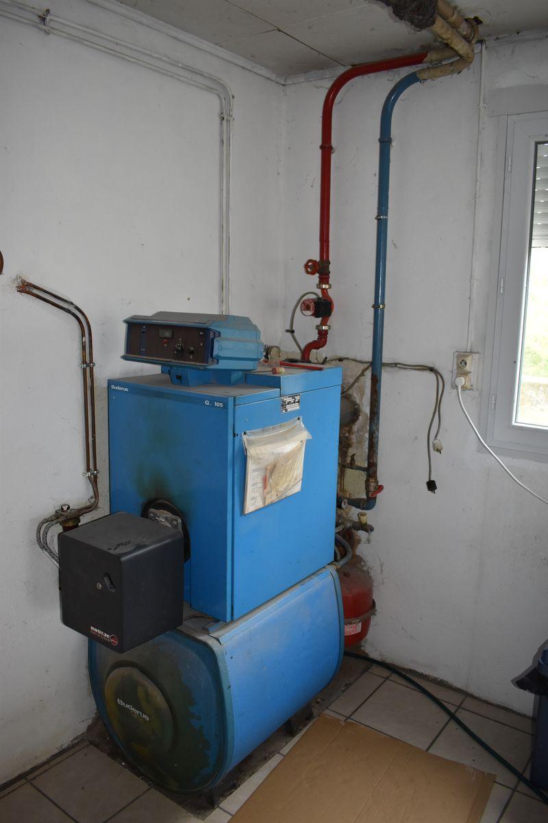 remplacement chaudiere fioul pompe a chaleur castelnaudary